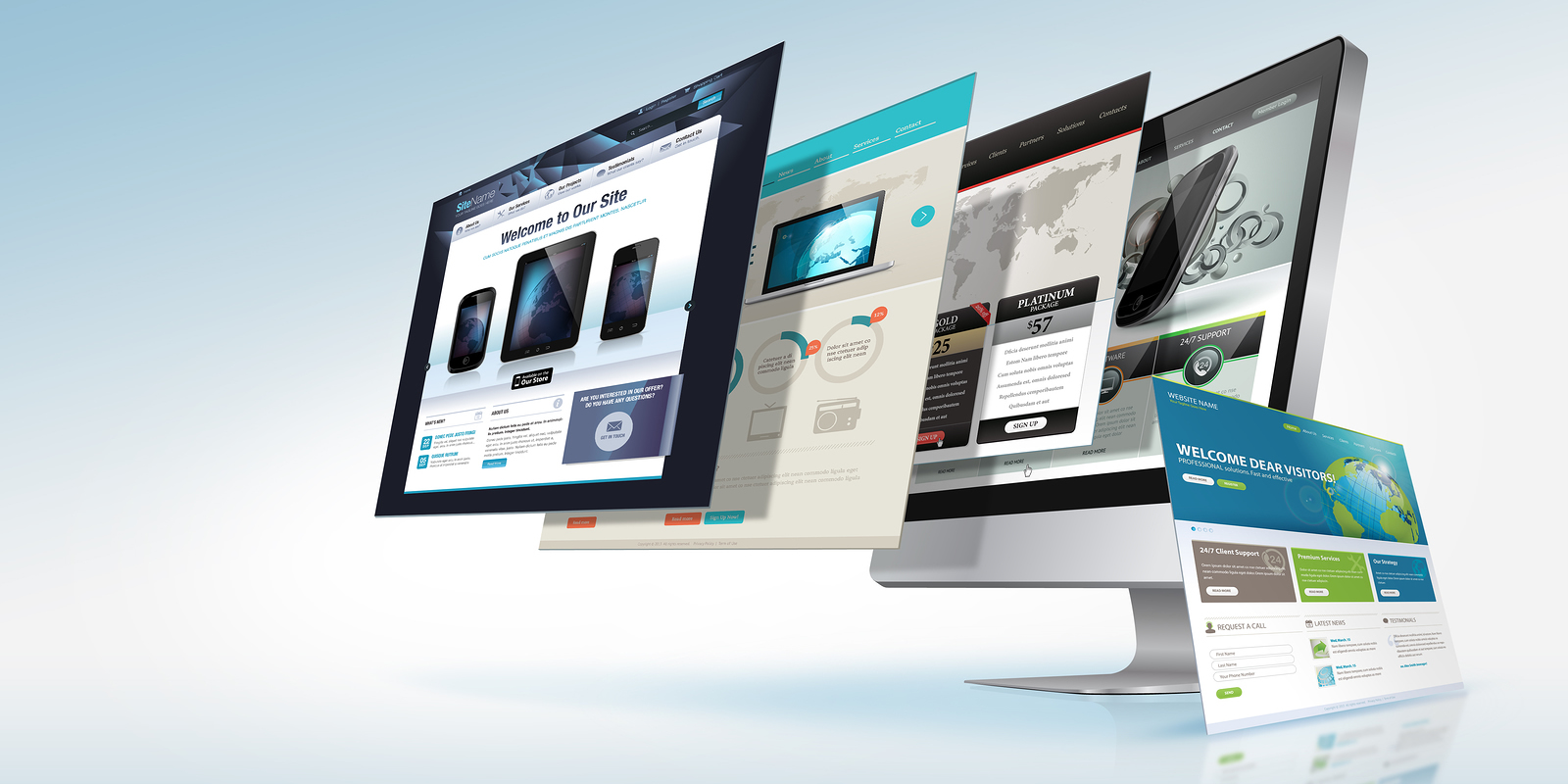 Amekom Systems your partner in website designing and Hosting