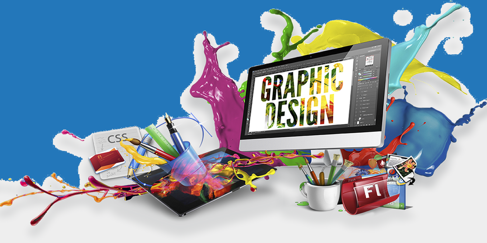 Amekom Systems your partner in Graphic design and printing